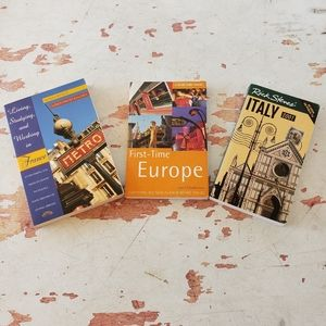 Other - 3 Travel books